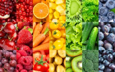 Kolory w żywności