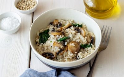 Oryginalne risotto w 20 minut!