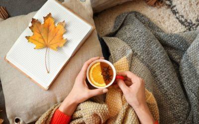 Czas na rozgrzewającą herbatkę!
