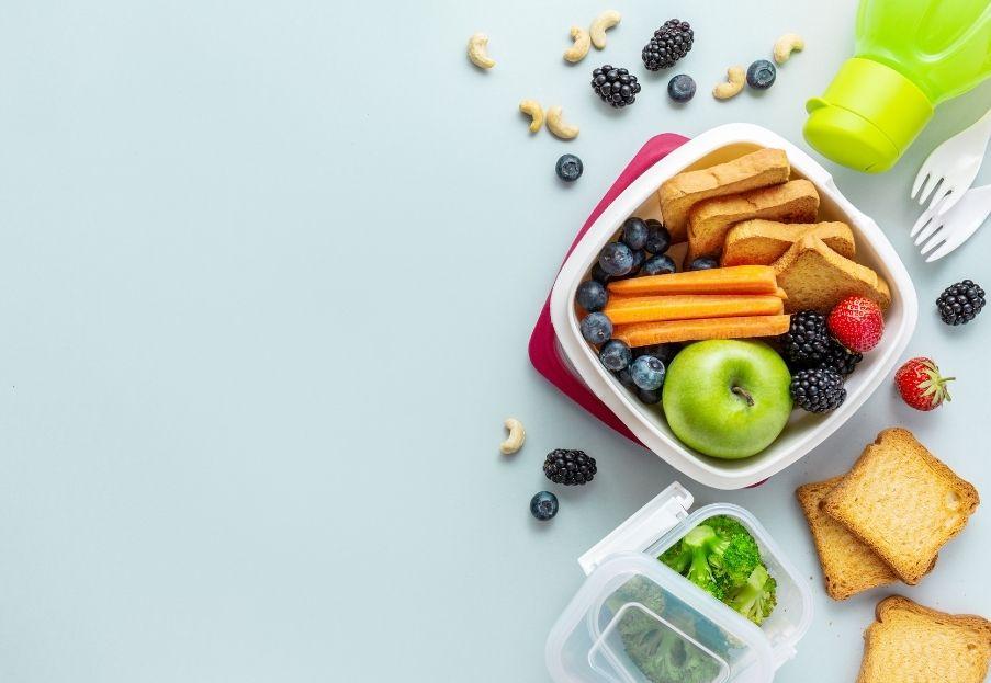 Co włożyć do szkolnego lunchboxa?
